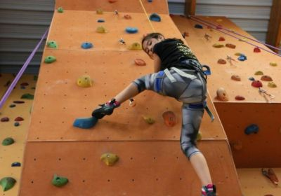STAGE ESCALADE ET MULTIACTIVITES